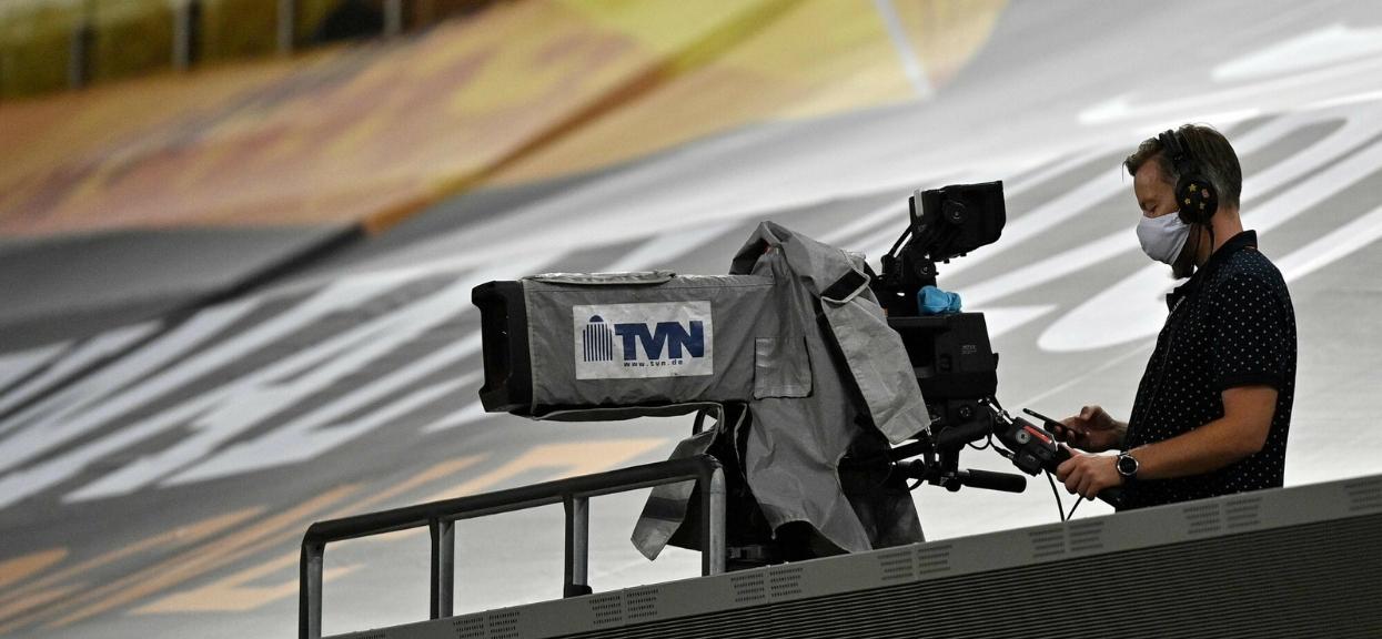Kibice telewizja