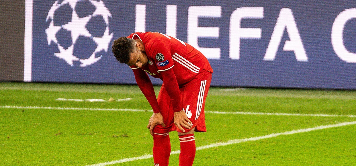 Bayern Monachium kontuzja