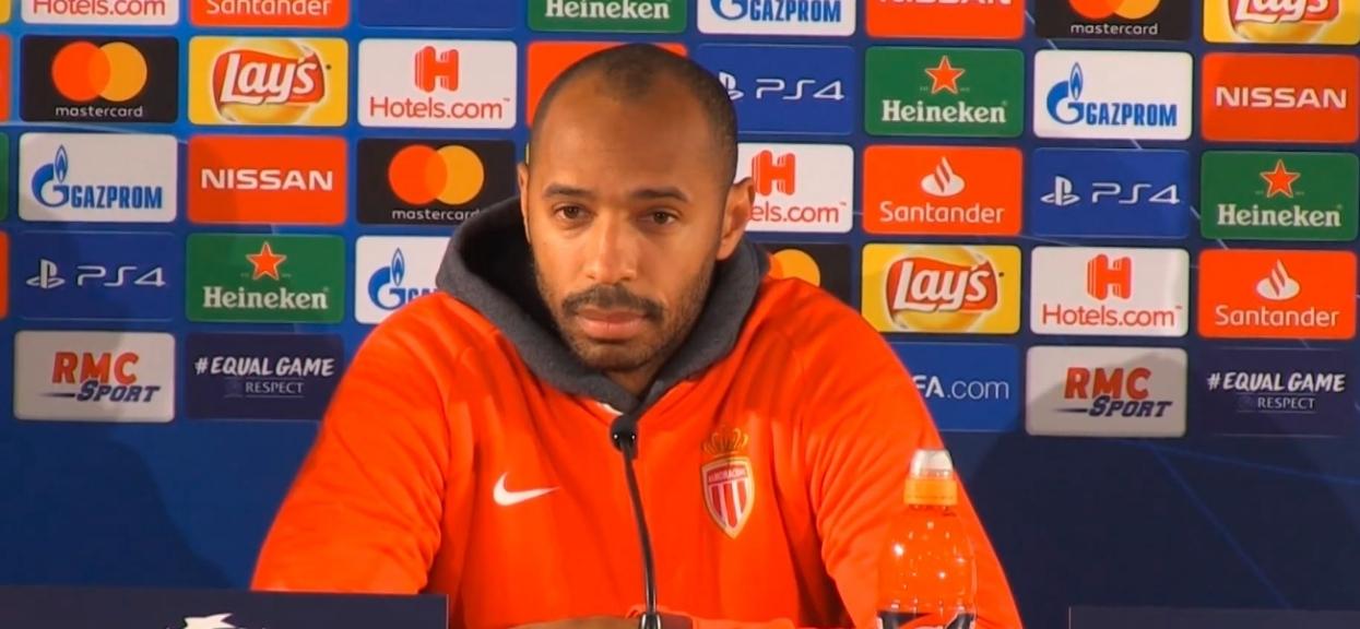 Thierry Henry trener