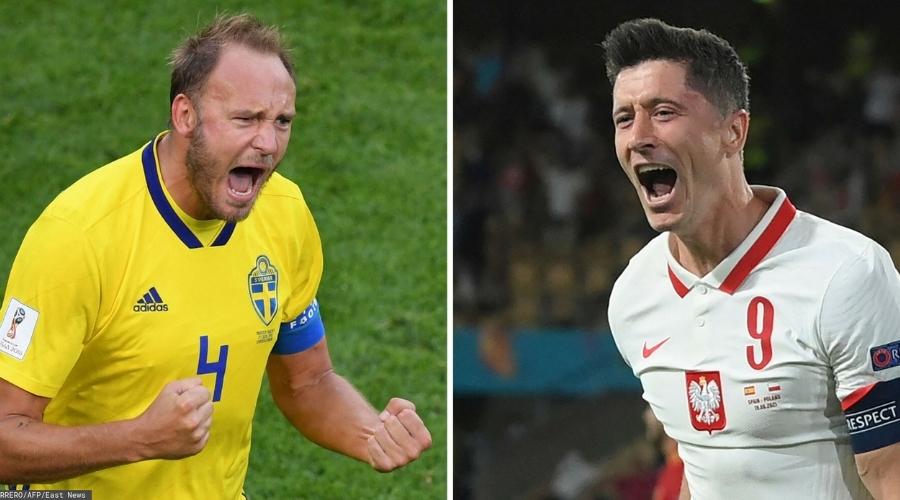 Reprezentacja Polski Szwecja Euro 2020 awans