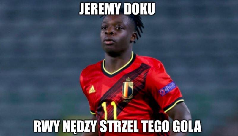 Memy po meczu Belgia - Włochy
