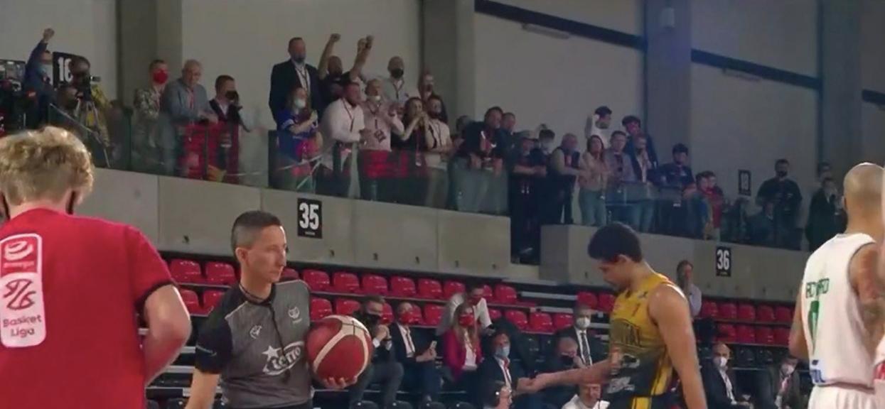 Kibice Polska koszykówka