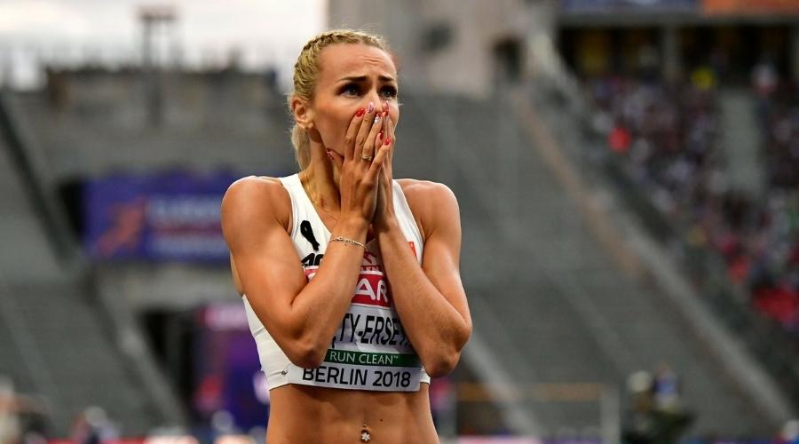 Igrzyska olimpijskie Justyna Święty-Ersetic