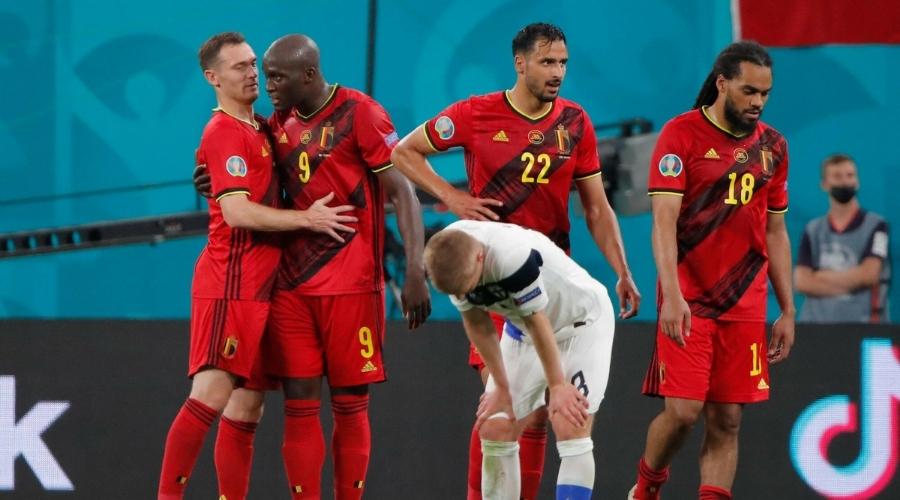 Euro 2020 Belgia Finlandia