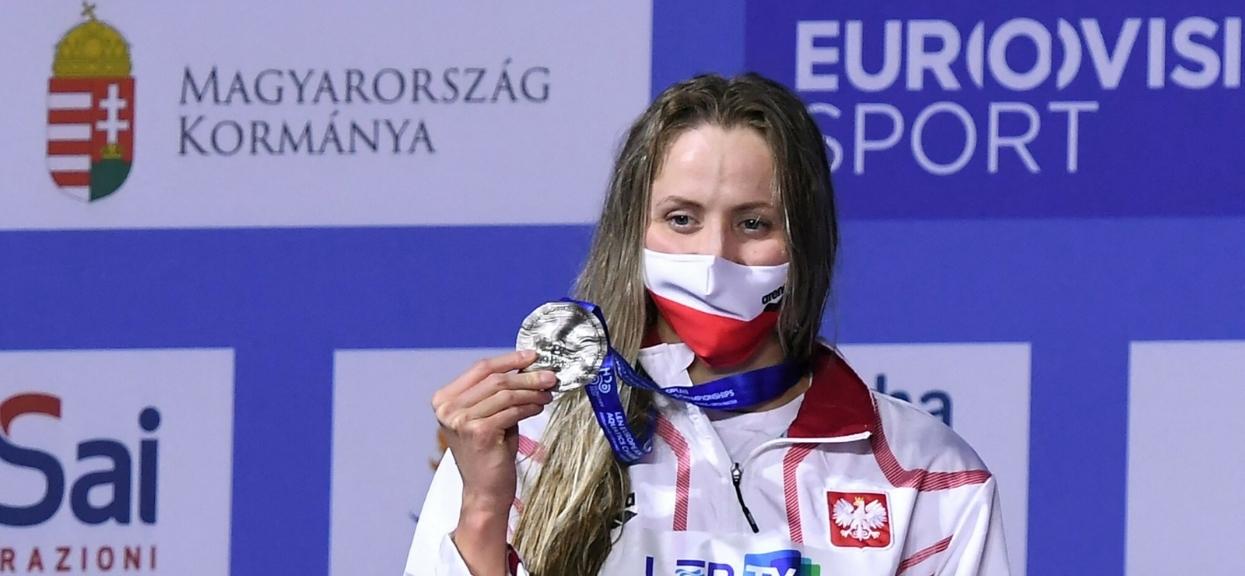 Katarzyna Wasick medal