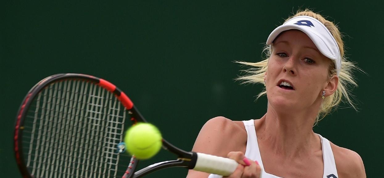 Tenis Urzula Radwańska