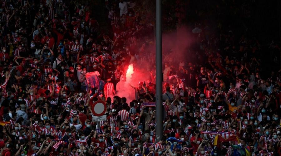Atletico Madryt Tragedia 14-latek