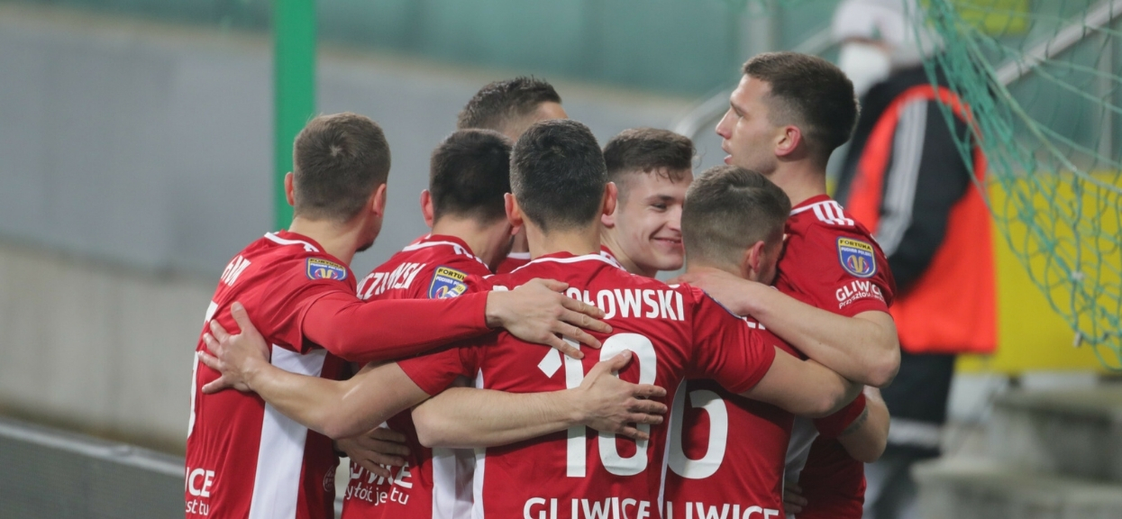 Legia Warszawa - Piast Gliwice PP