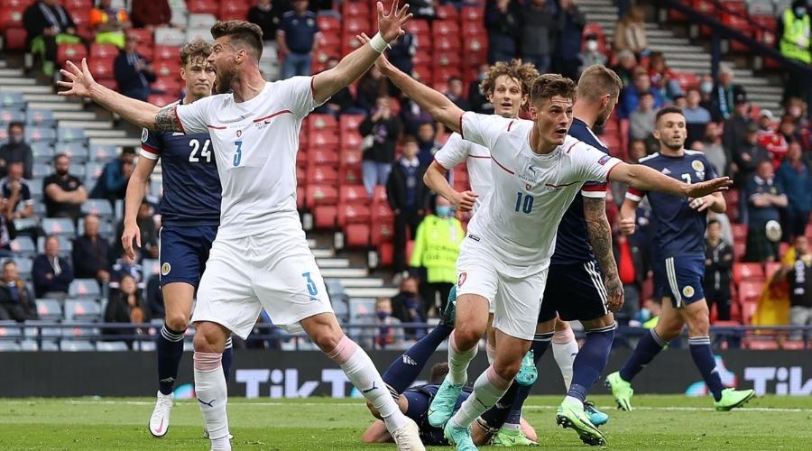 Euro 2020 Hiszpania Szwecja Szkocja Czechy