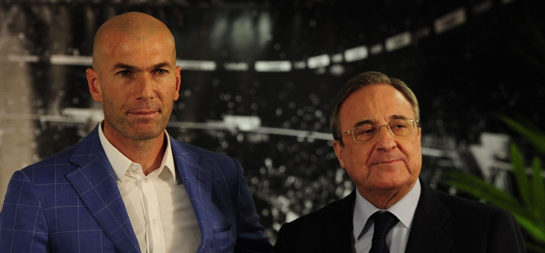 Prezes Realu Madryt