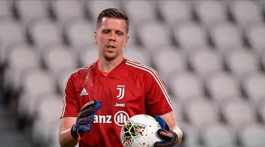 Wojciech Szczęsny Juventus Donnarumma