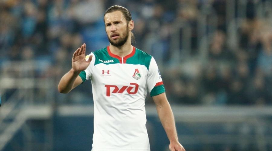 Grzegorz Krychowiak Lokomotiv