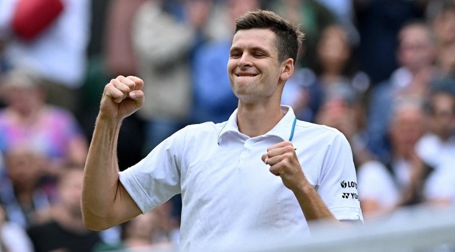Hubert Hurkacz Wimbledon