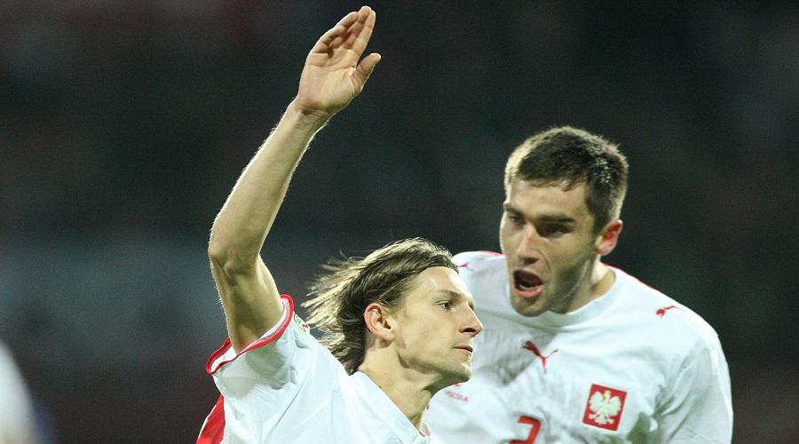 Grzegorz Bronowicki i Euzebiusz Smolarek