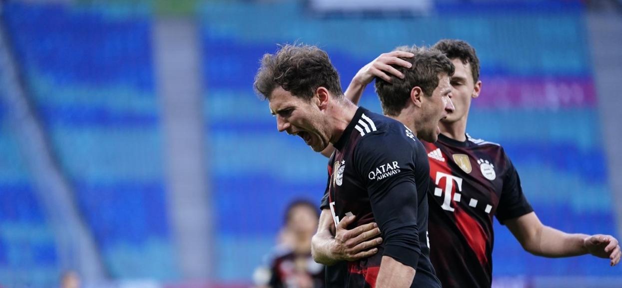 Bayern Monachium mecz