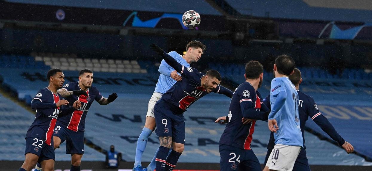 Półfinał Ligi Mistrzów Manchester City-PSG
