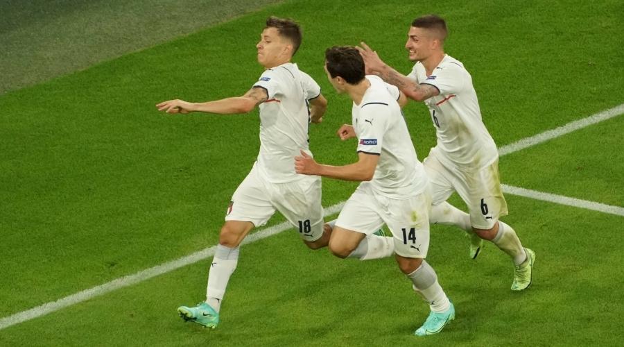 Euro 2020 Włochy Belgia