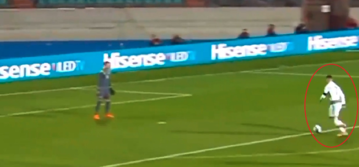 Cristiano Ronaldo wpadka z Luksemburgiem
