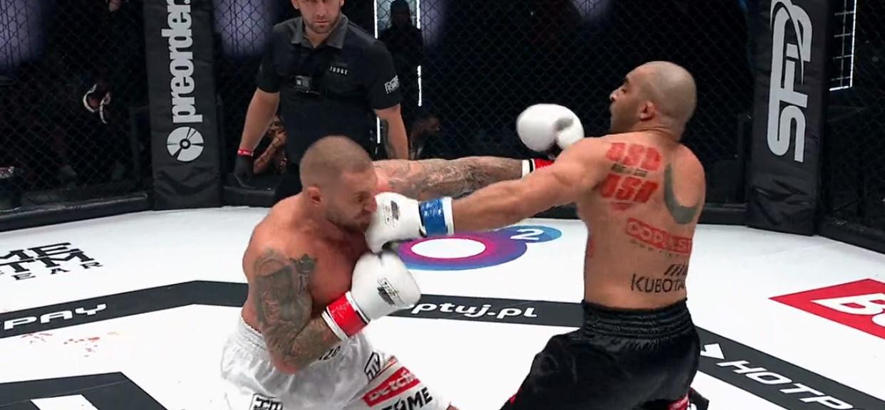 Kizo i Arab Fame MMA 9