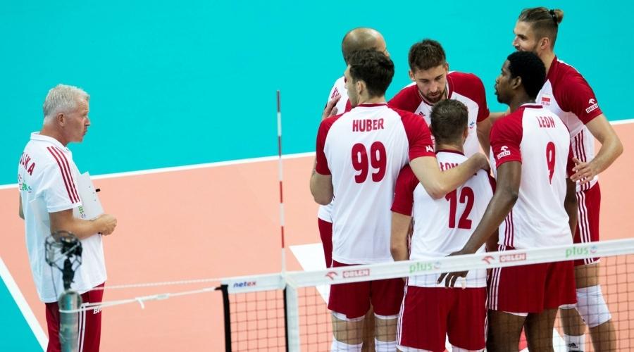 Reprezentacja Polski siatkarzy Euro