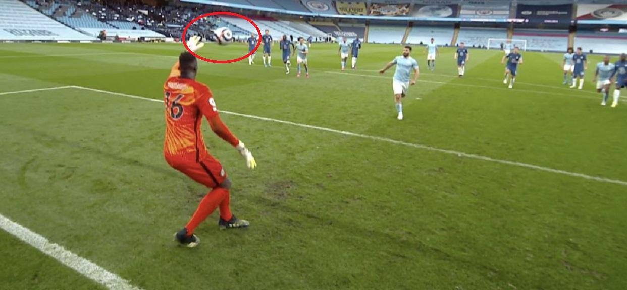 Sergio Aguero karny z Chelsea