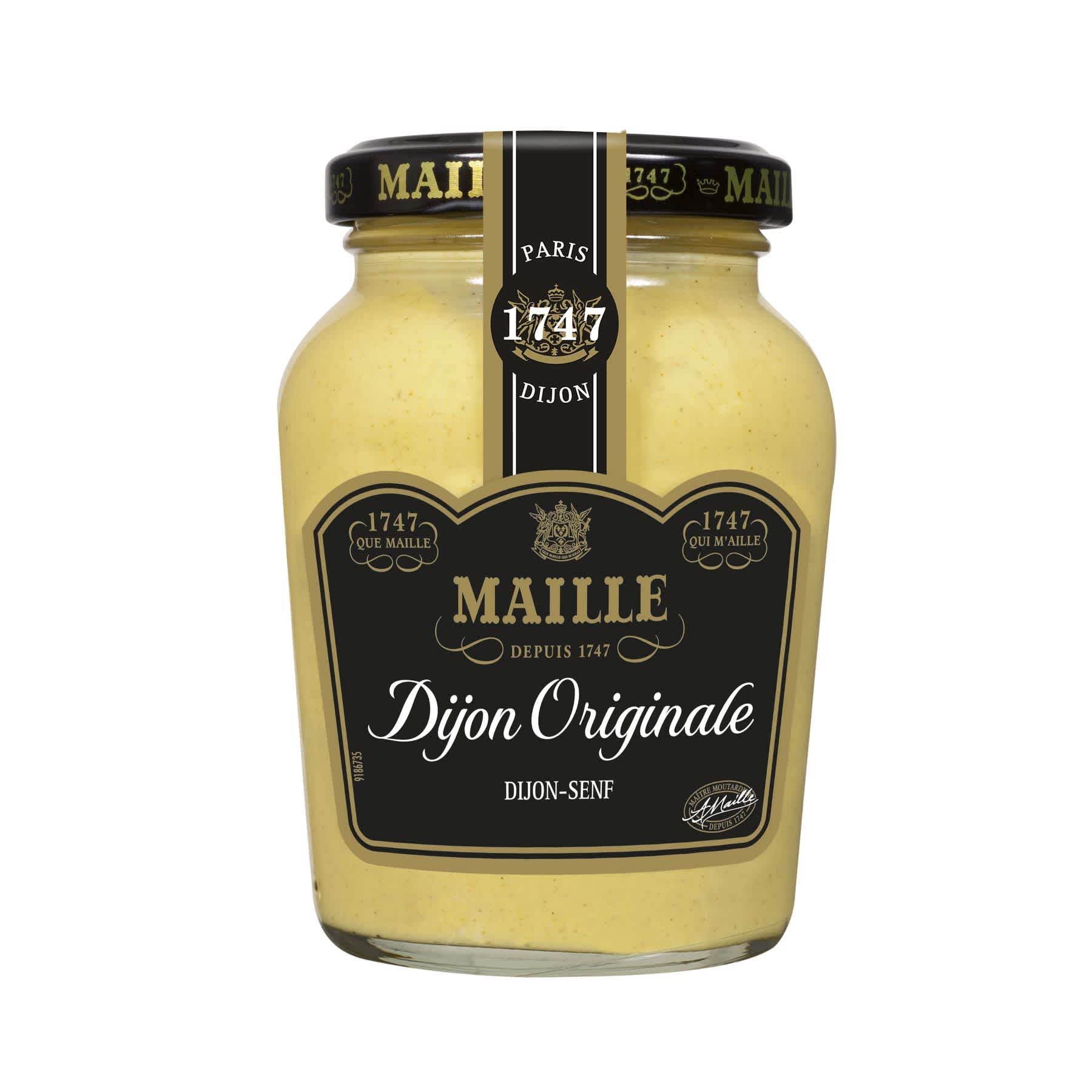 Maille Moutarde de Dijon l'Originale 215g, overview
