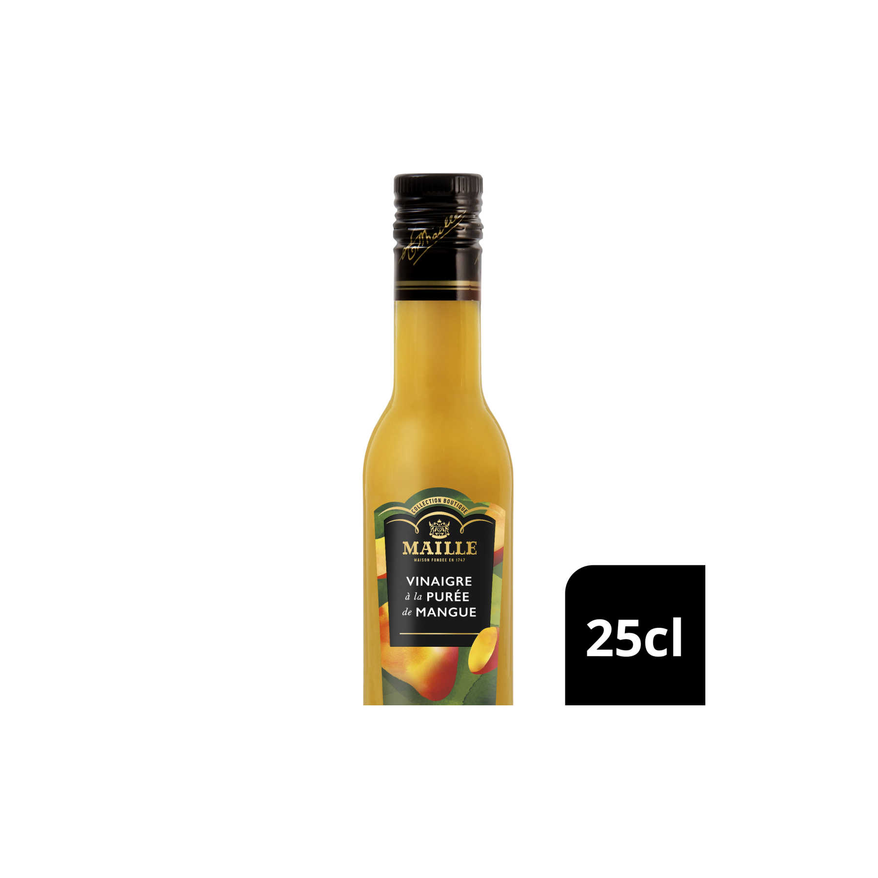 MAILLE VISUAL VINAIGRE MANGUE 25CL HERO
