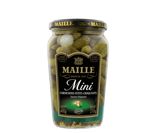 Maille Mini Cornichon, overview
