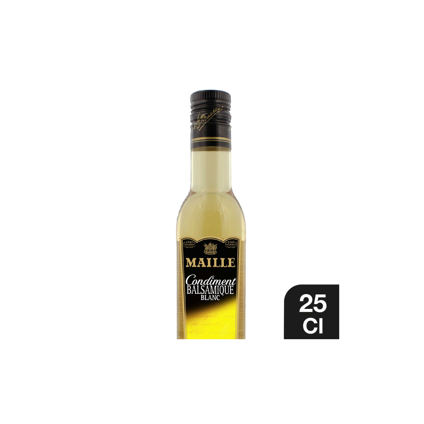 Maille - Condiment balsamique blanc, 250 ml