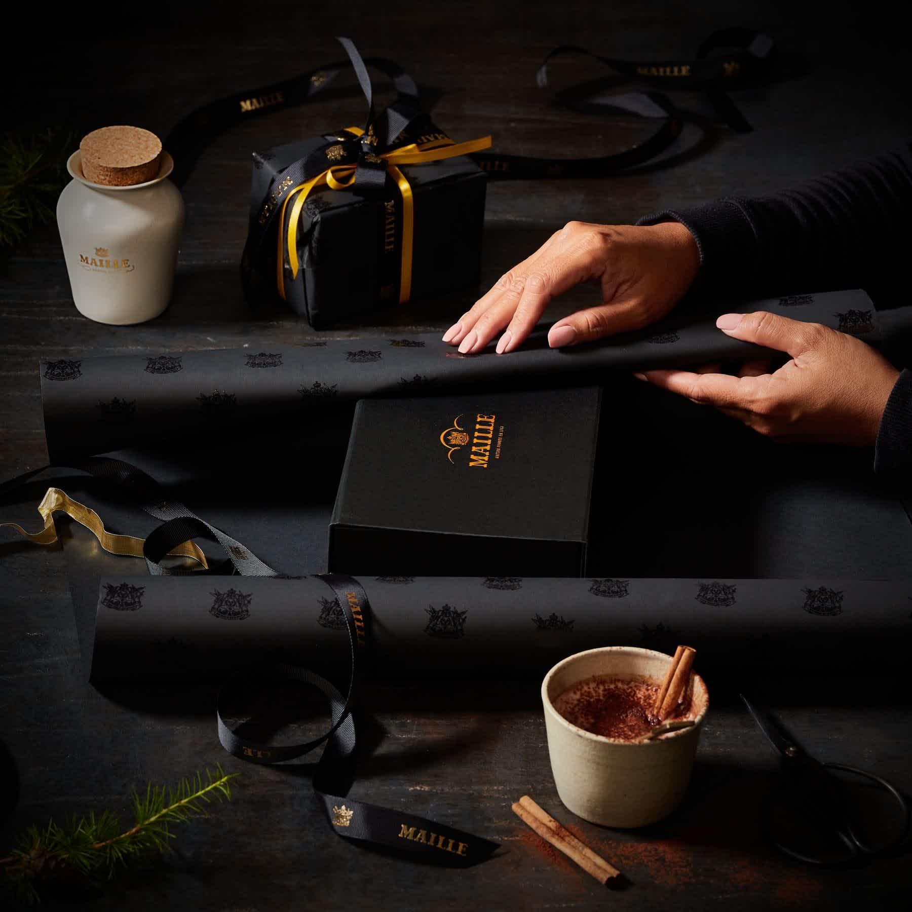 Maille cadeau gifting coffret