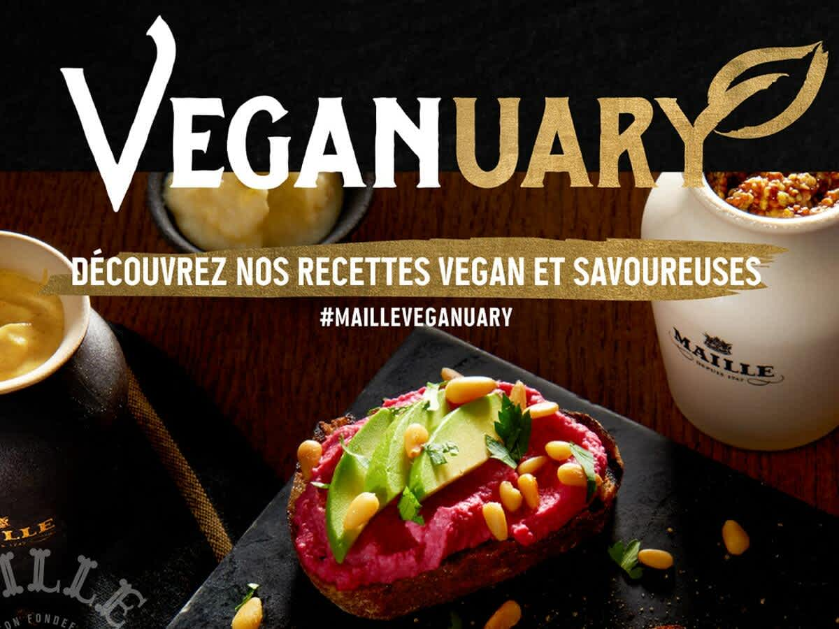 Veganuary Hero Image