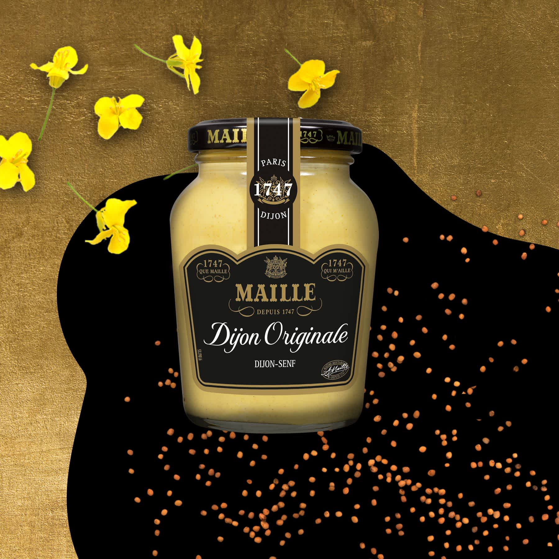 Maille Moutarde de Dijon l'Originale 215g, new visual