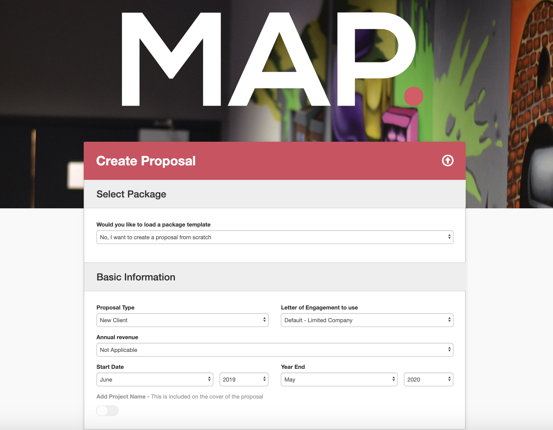 goproposal screenshot 4
