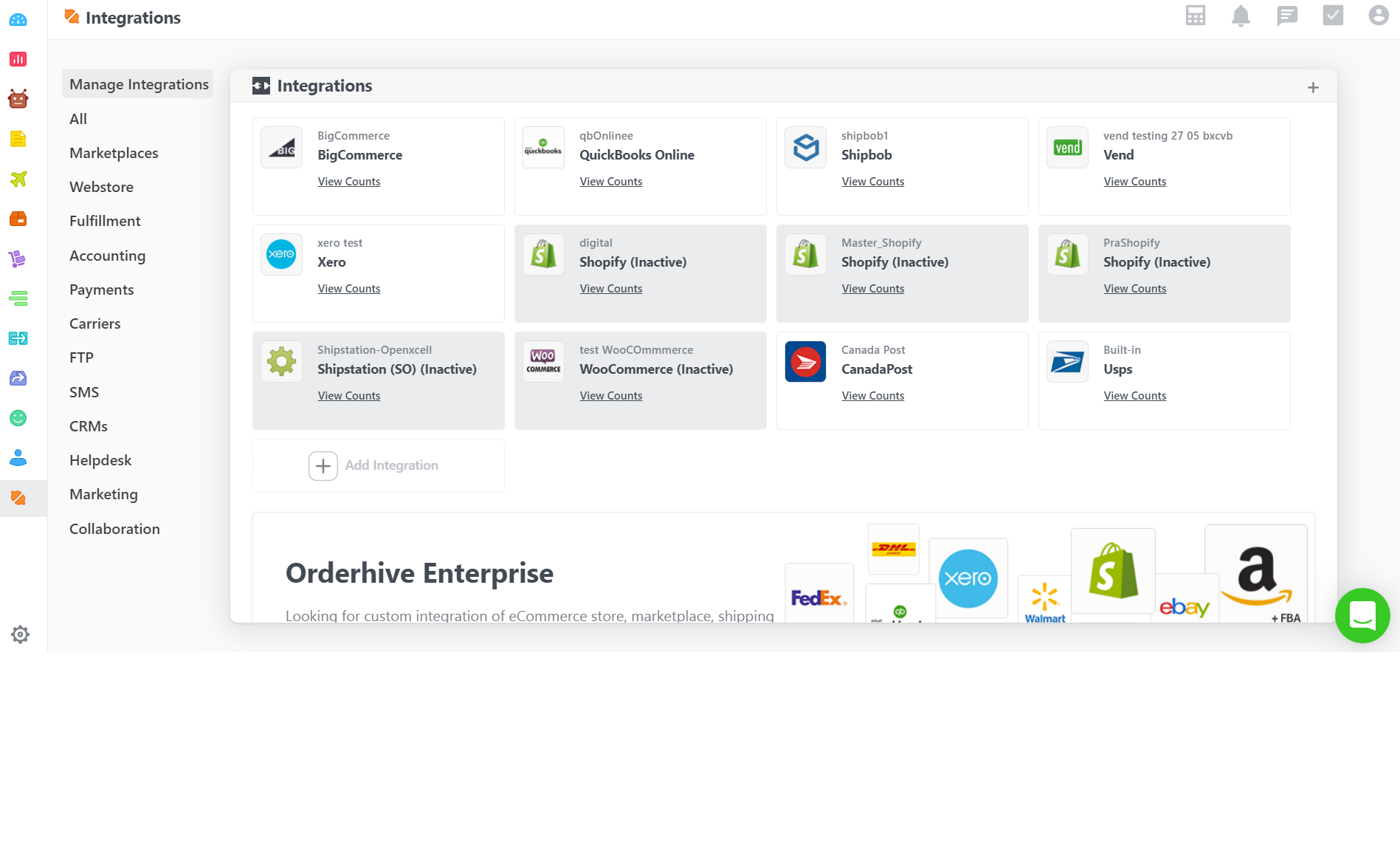 Xero Integration with Orderhive 2   Chinkit Modi