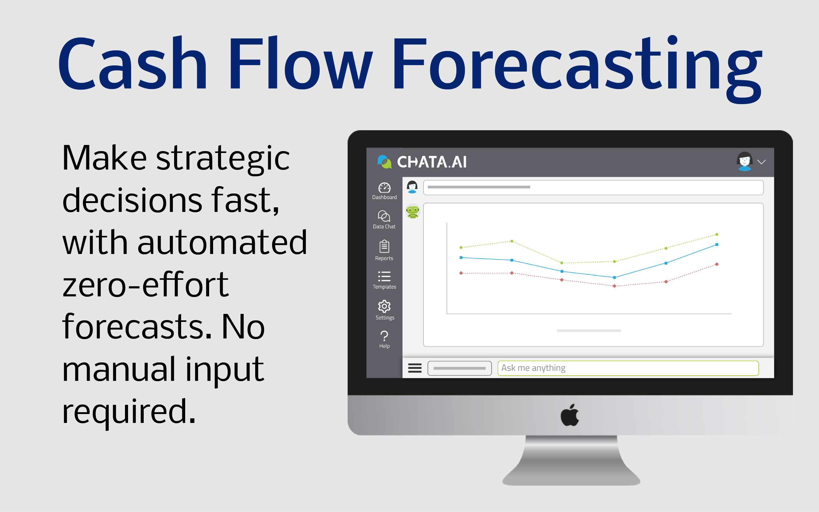 Cash Flow Forecasting app card Image