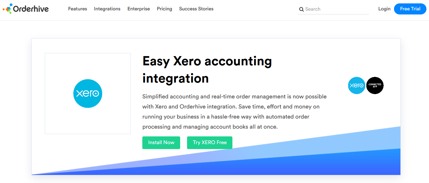 Xero Integrations   Xero Integrations Service   Orderhive(1)   Chinkit Modi
