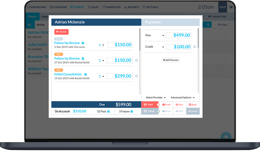 Better Bookings Xero Add On Invoicing Payments   Adam Lever