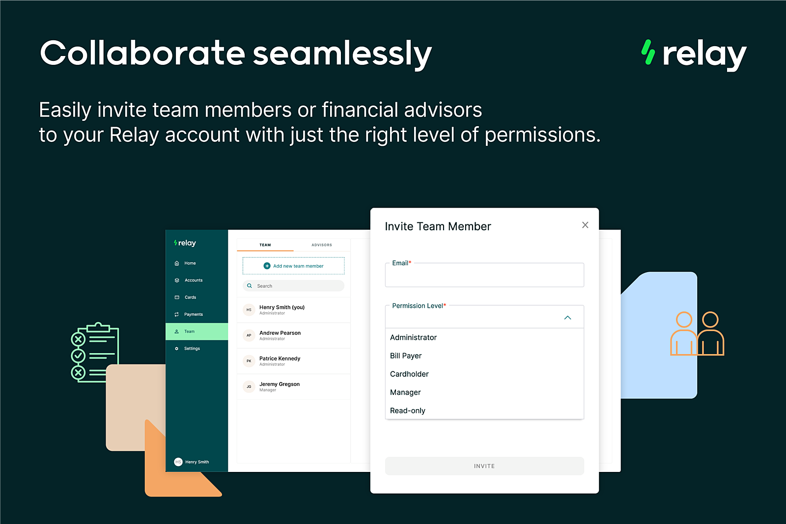 Relay Xero Collaborate