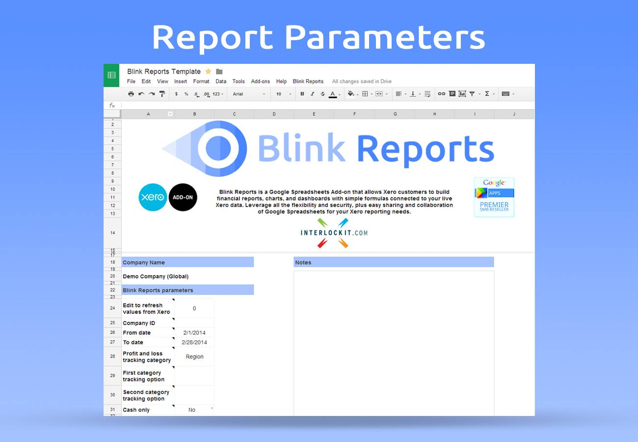 blink reports 4