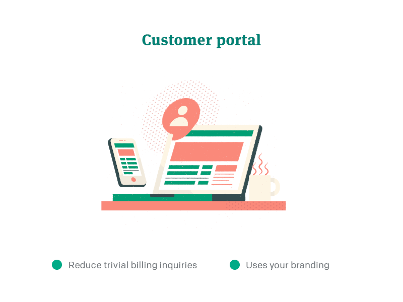 5 customer portal   Jared King
