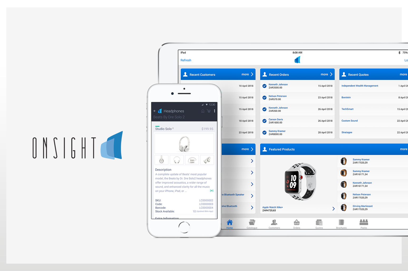 onsight ios 2018