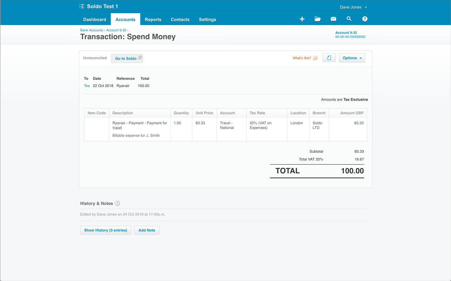 Xero 04 integration