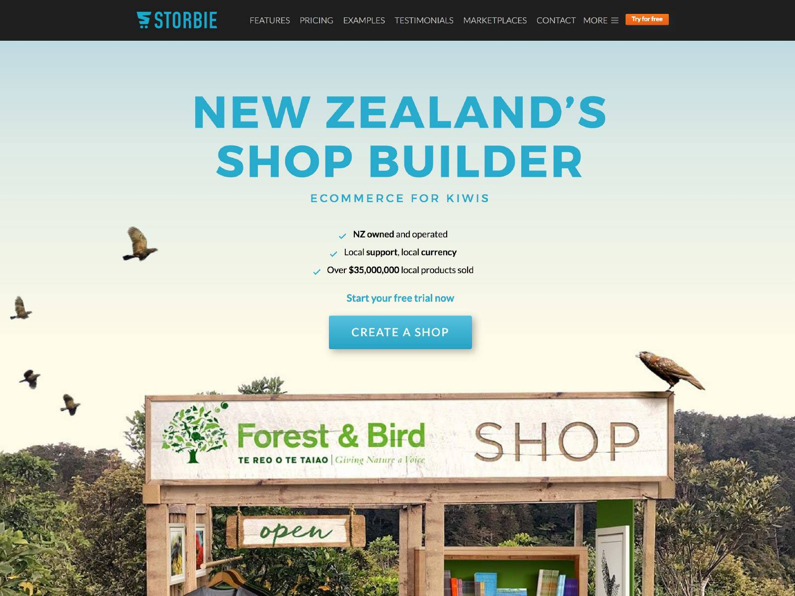 xero storbie home   Kendall Forbes