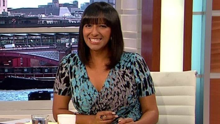 What S Ranvir Wearing Good Morning Britain