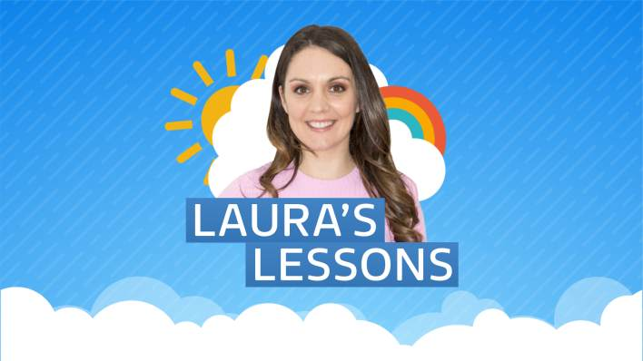 Laura's Lessons: Volcano experiment