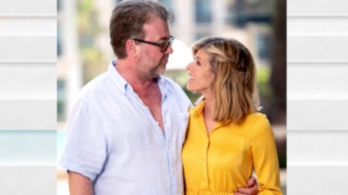 Kate Garraway Gives An Update On Husband S Battle With Covid 19 Good Morning Britain