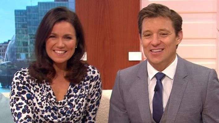 Get Susanna S Style Good Morning Britain