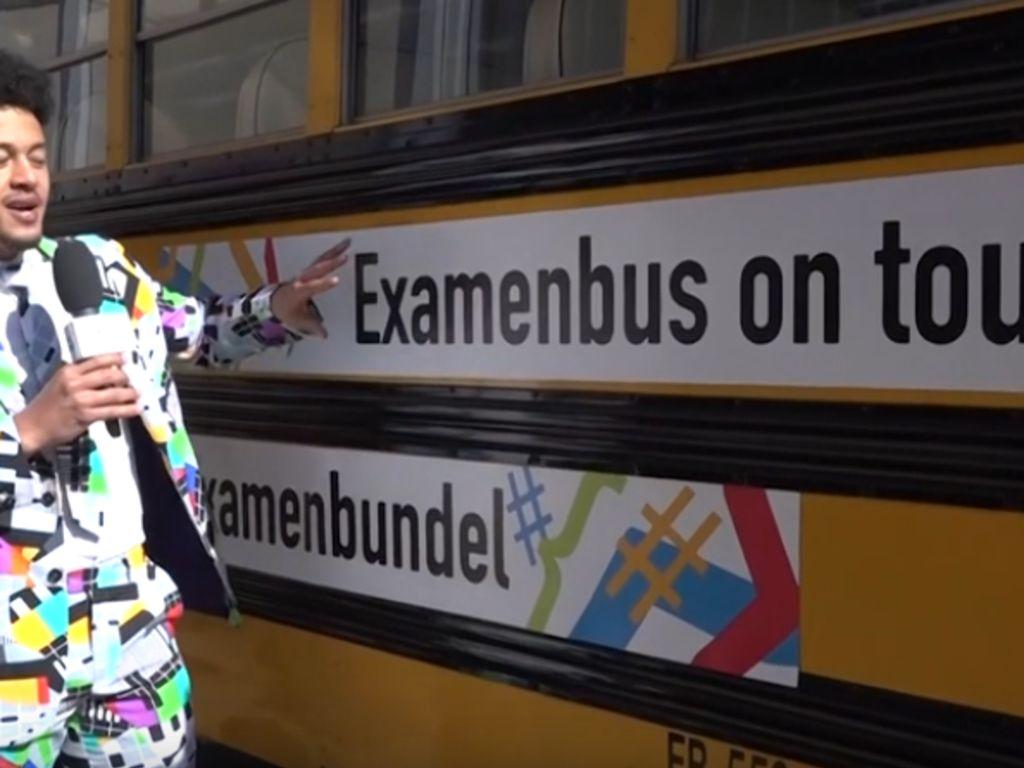 Examenbustour 40 jaar Examenbundel | DAG 1
