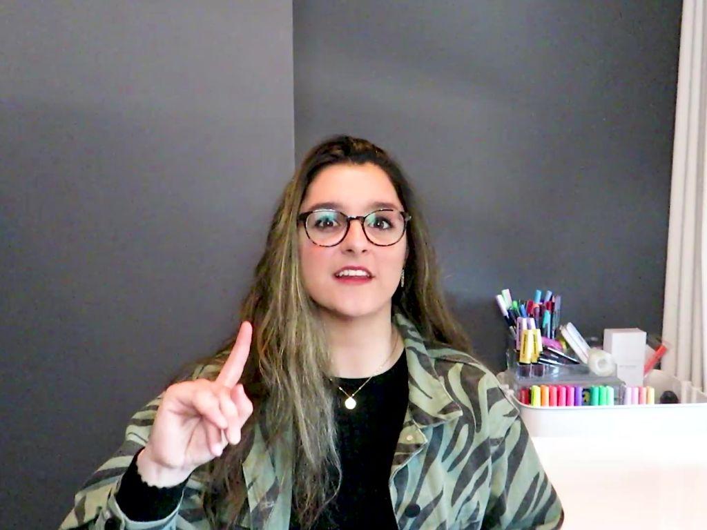 VIDEO #Examentips met Nina  Master to-do list!