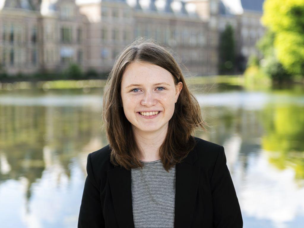 Interview met Nienke Luijckx voor examenbundel